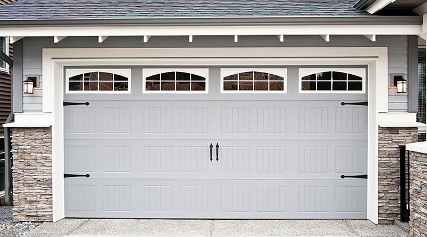 Clopay garage door colors sherwin williams wageuzi Clopay garage door colors
