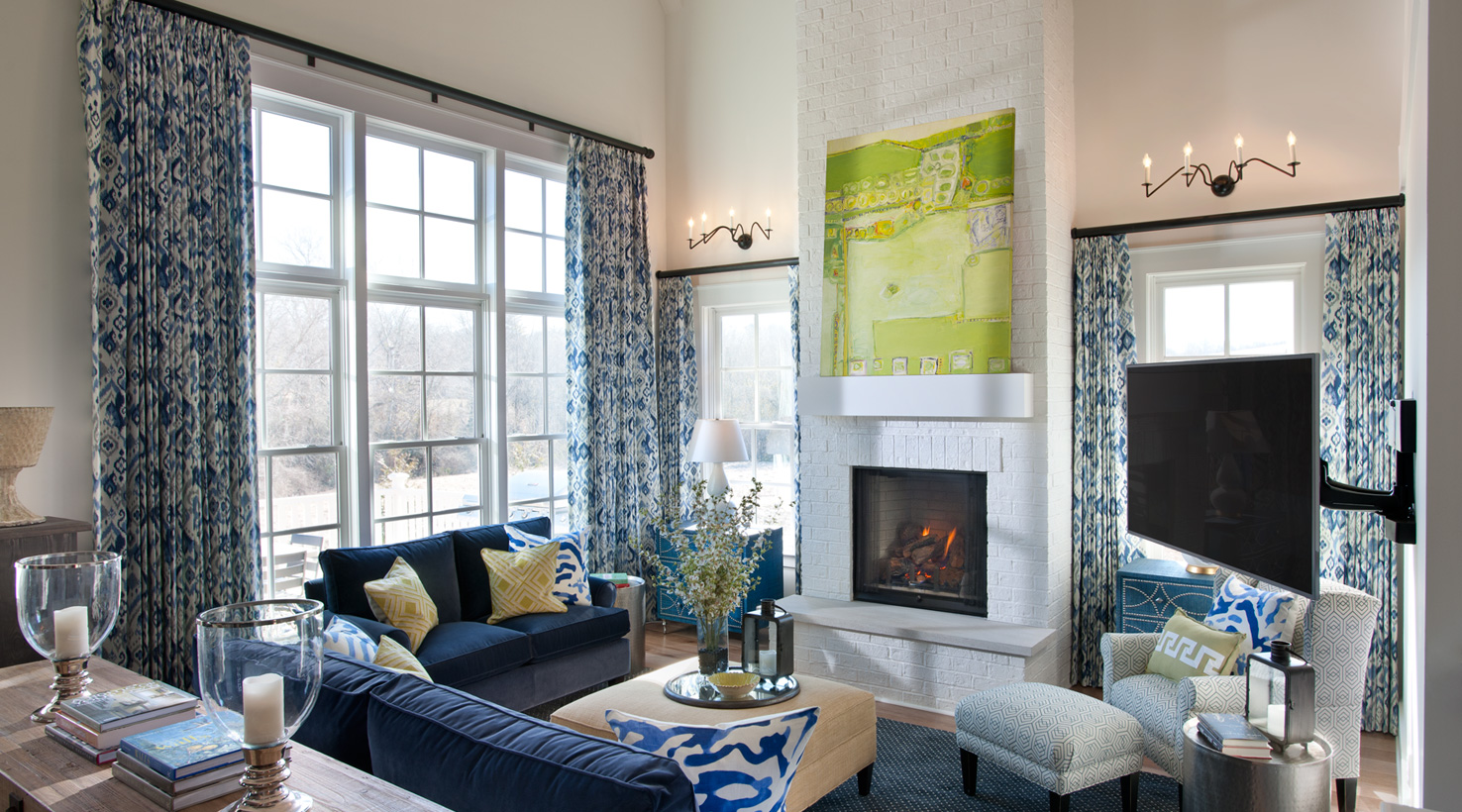 The hgtv smart home 2015 sponsored by sherwin williams for Smart living homes