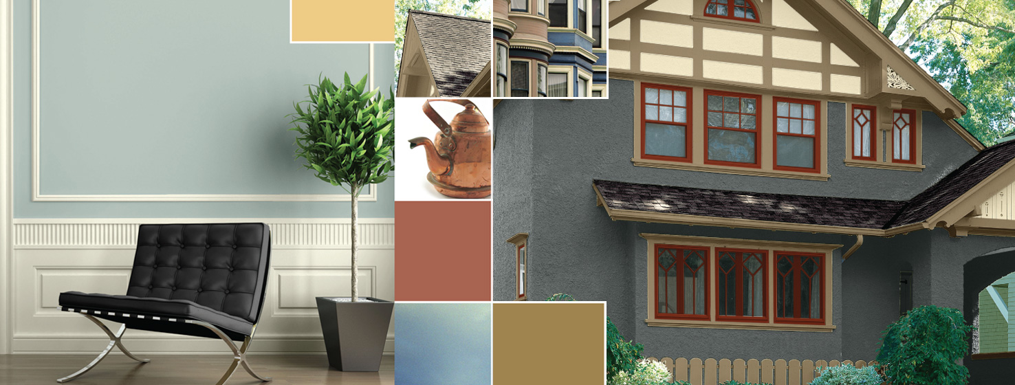 historic exterior paint colorsHistoric Collection  SherwinWilliams