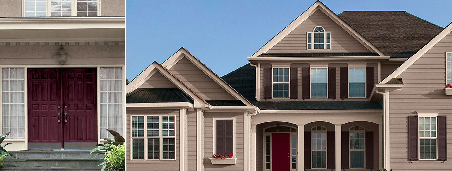Latest Exterior House Designs Your Sherwin-Williams