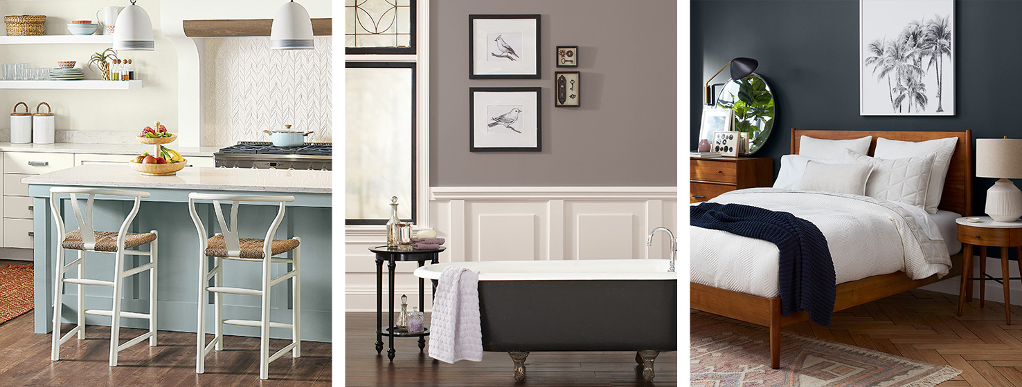Interior Rooms - Color Inspiration – Sherwin-Williams
