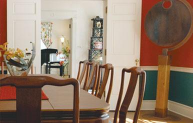 Interior Historic Colors