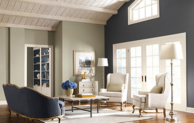 Living Room & Interior Rooms - Color Inspiration \u2013 Sherwin-Williams