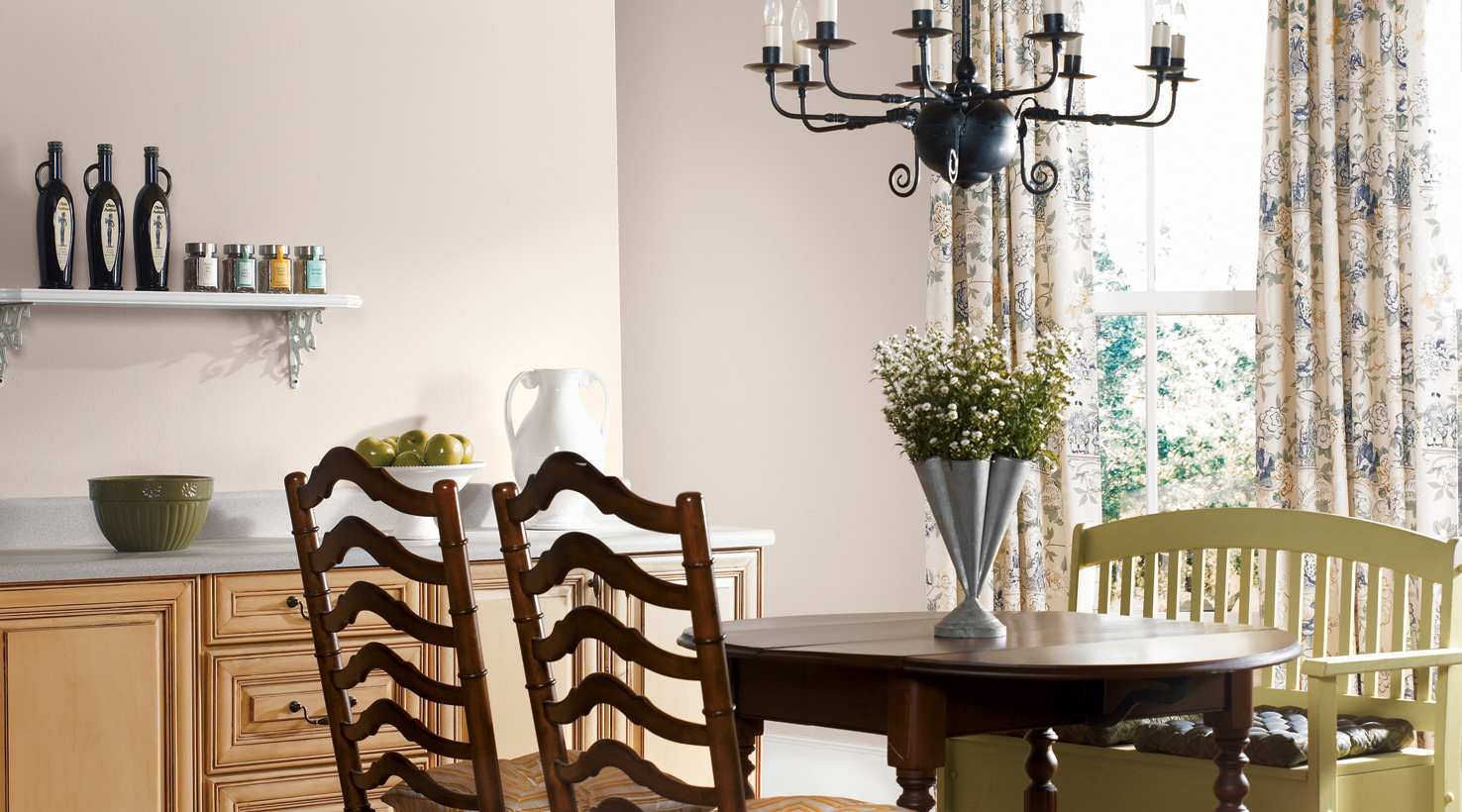 Dining Room Color Inspiration Gallery