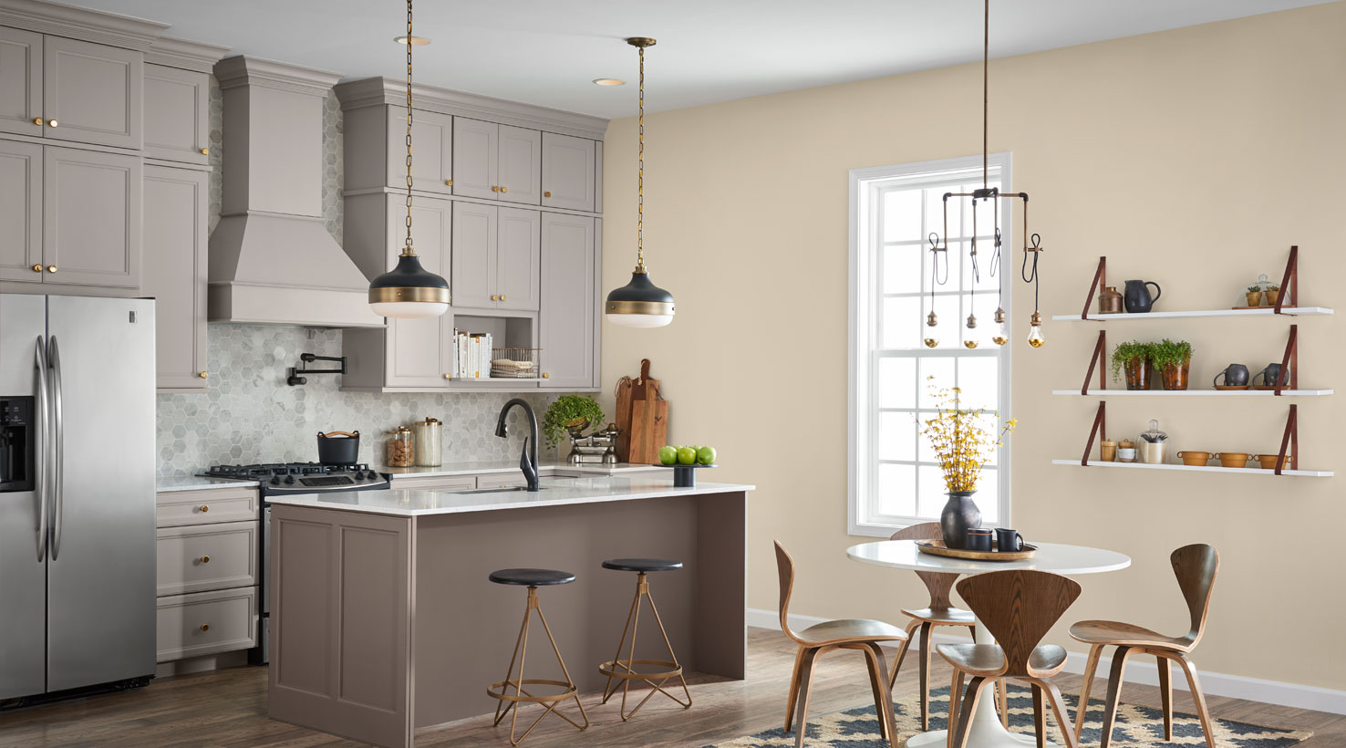 Kitchen Paint Color Ideas | Inspiration Gallery | Sherwin-Williams