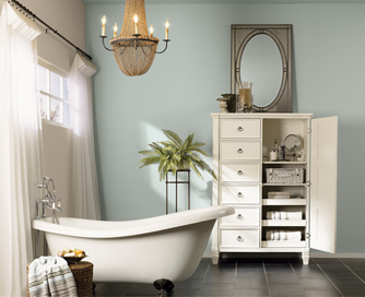 Kitchens and Baths Getting More Attention - Sherwin-Williams