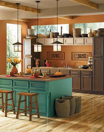 sherwin williams silvermist kitchen dandk organizer. Black Bedroom Furniture Sets. Home Design Ideas