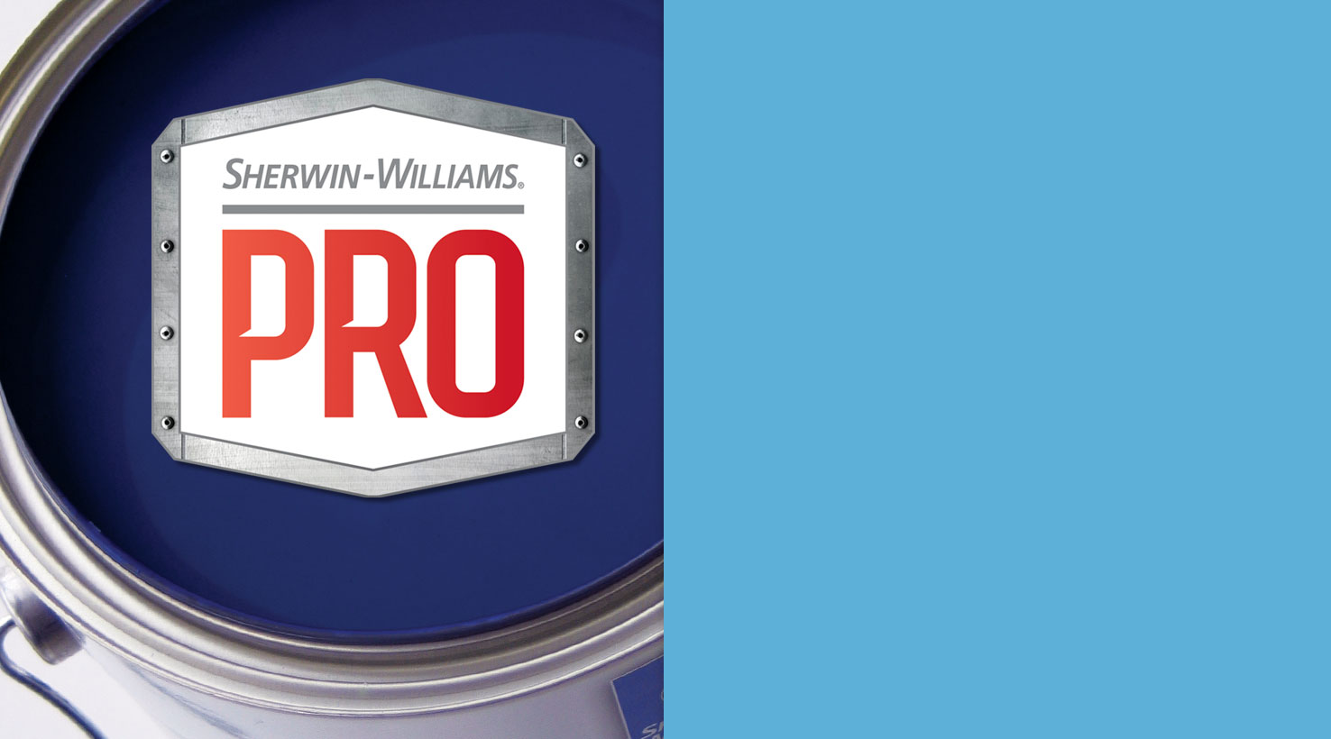 Sherwin williams provides industry leading service and for Paint pros