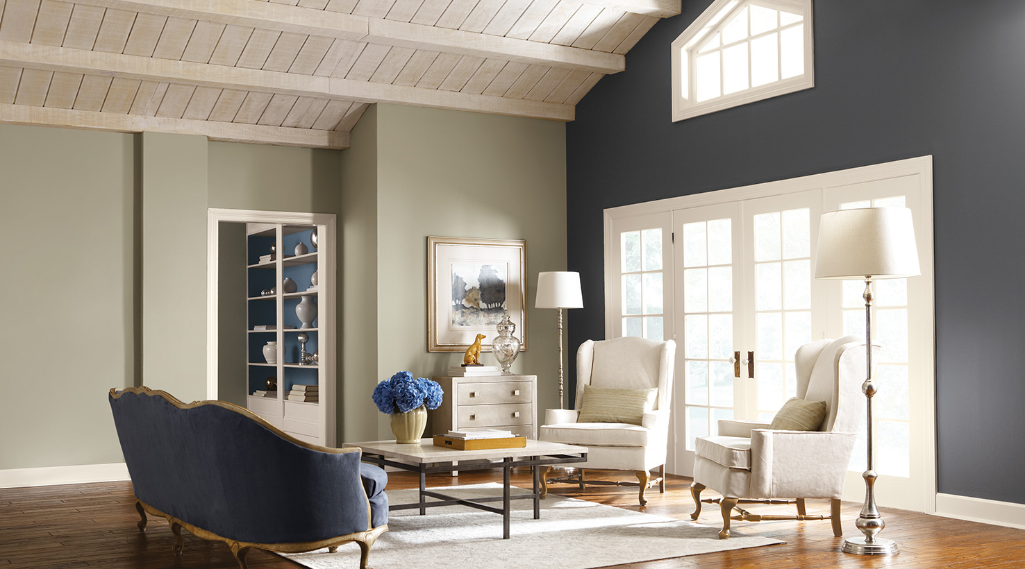 Living Room Paint Color Ideas  Inspiration Gallery  Sherwin-Williams