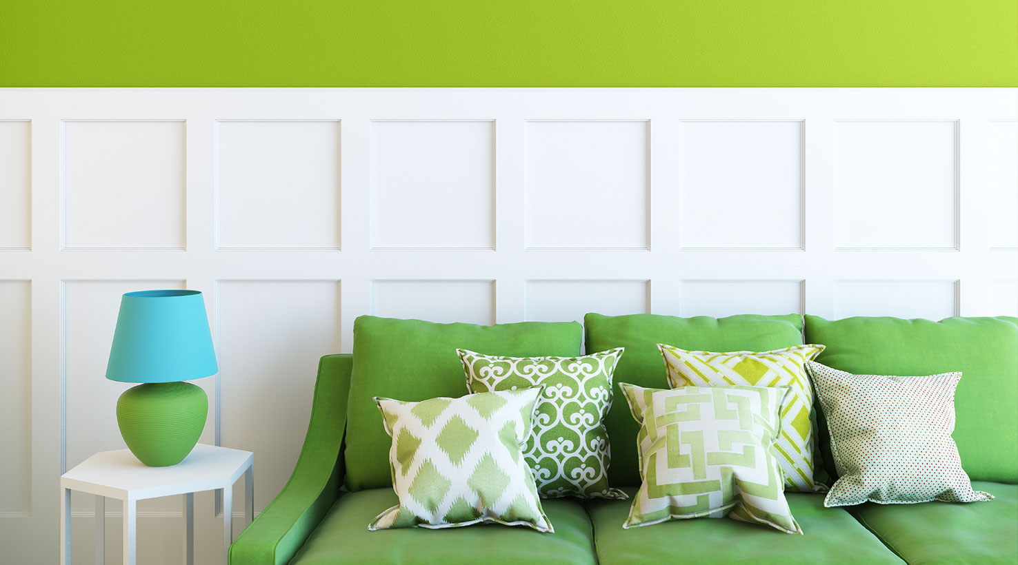 living room greens - Color Paint For Living Room