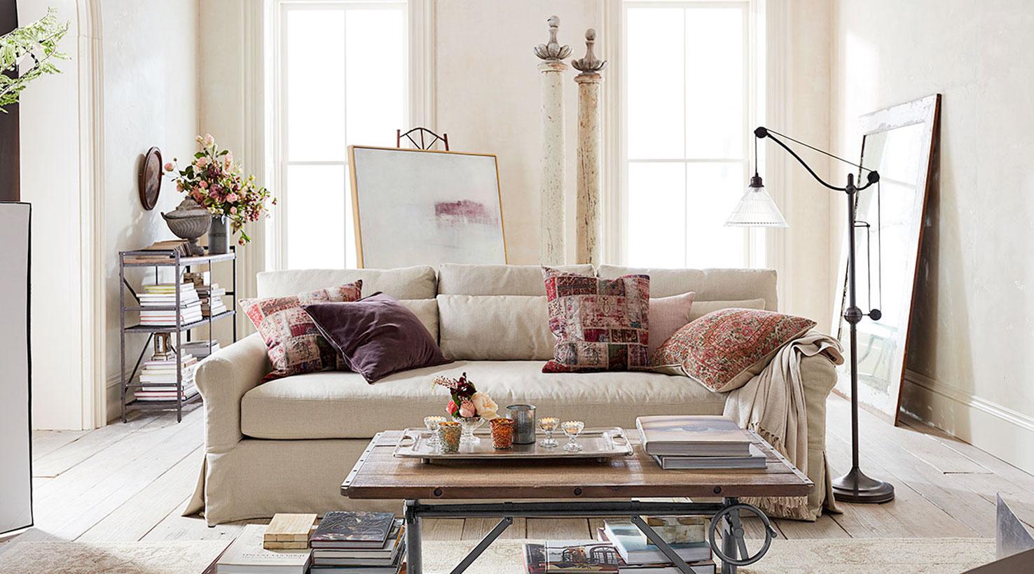 Charming ... Living Room   Neutrals ...