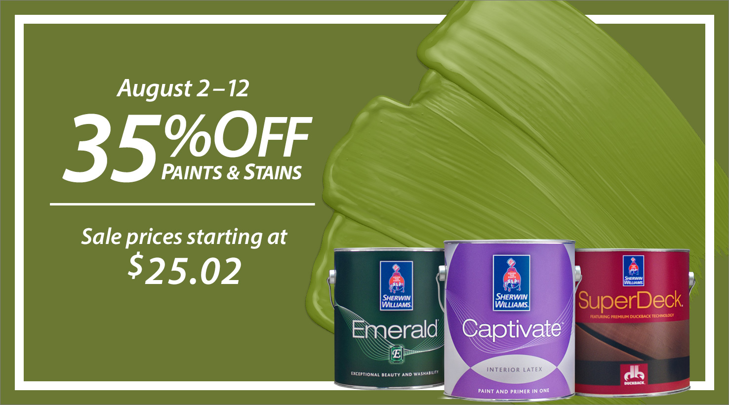 Special Offers by Sherwin-Williams  Explore and Save Today