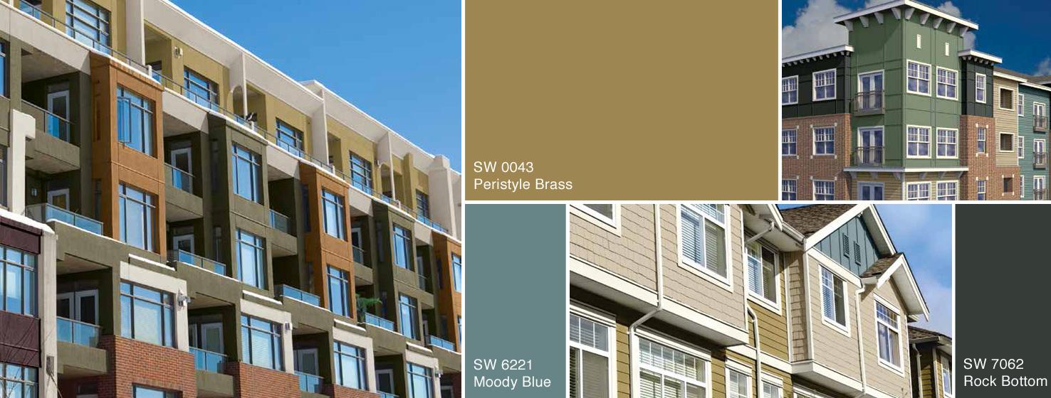 Urban Organic Multi Family Color Collection Sherwin