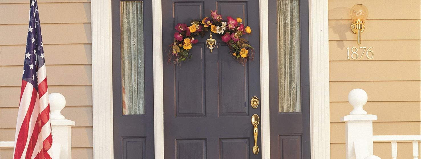 Front Door Technique Supplies And Tips From Sherwin Williams