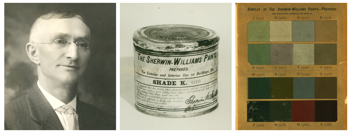 The First Paint Revolution   Ready-Mixed Paint   Sherwin-Williams