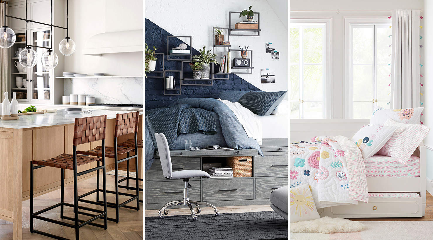 Pottery Barn Brands Seasonal Color Palettes