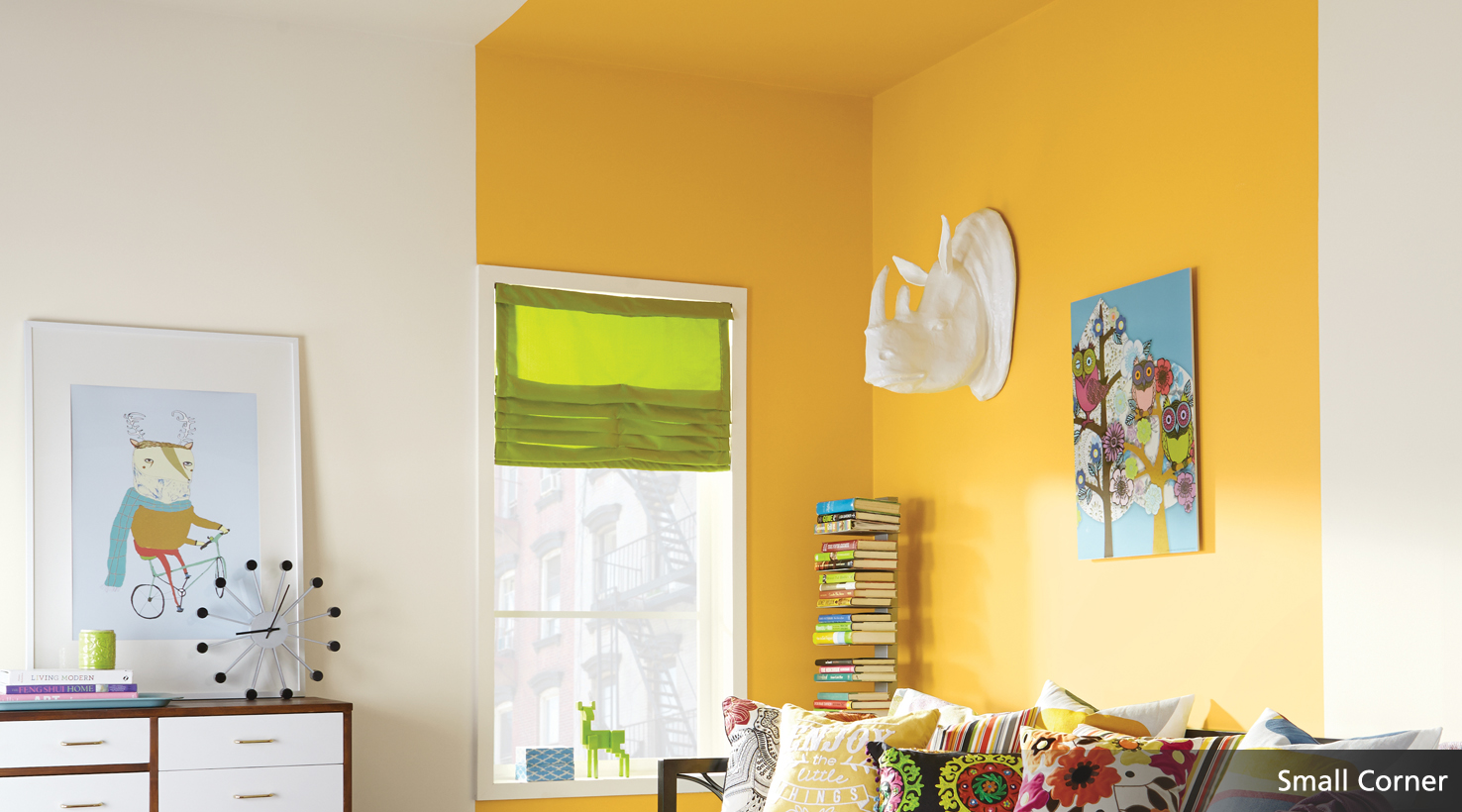 Paint Colors for Small Rooms | Sherwin-Williams