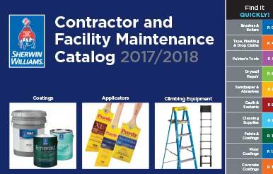 Product Catalogs - Sherwin-Williams