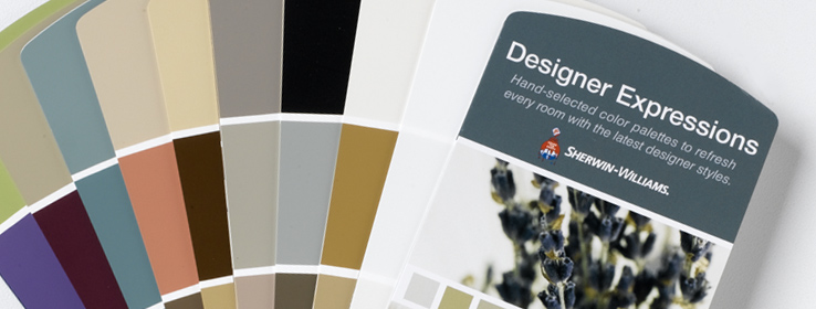 Designer Expressions Palettes From Sherwin-Williams