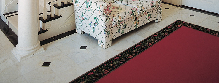 Floor Covering Products - Tile - Header
