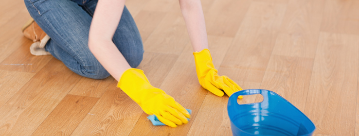 Floor Care Tips For Laminate And Hardwood Floor Cleaning And