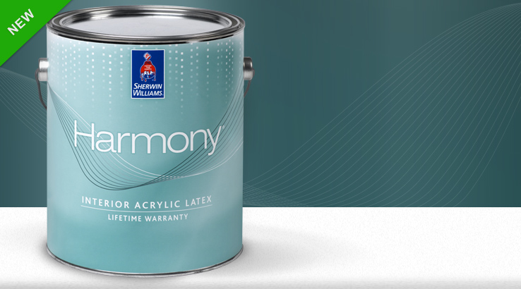 Harmony Interior Flat and Eg-shel Latex