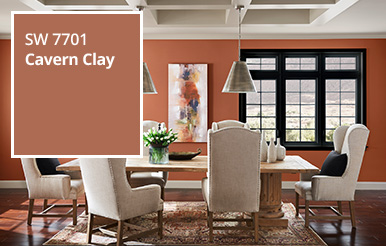 Introducing The 2019 Color Of Year Cavern Clay