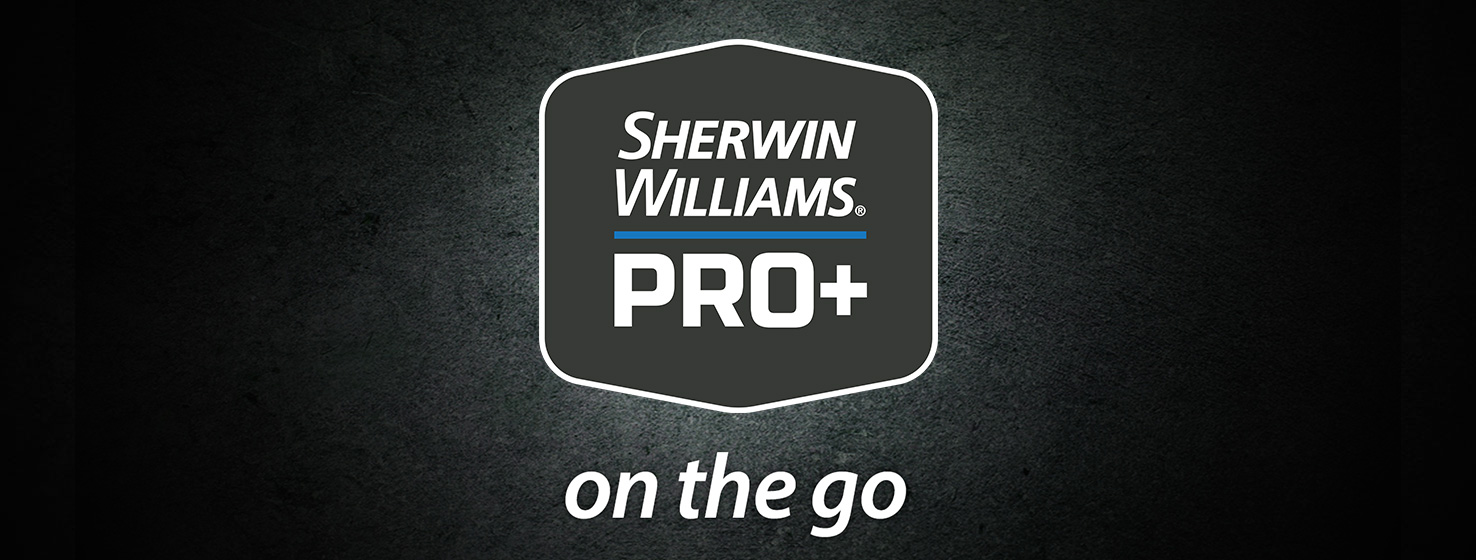 Pro On The Go Sherwin Williams