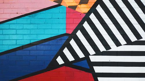 Razzle Dazzle Camouflage Design | Sherwin-Williams