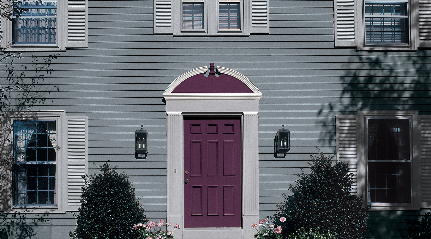 Exterior Color Inspiration | Accent Paint Colors | Sherwin-Williams