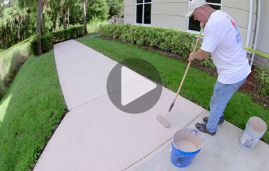 Concrete Videos Sherwinwilliams