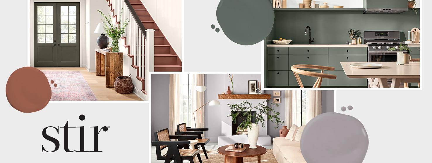 STIR® connects color and cutting-edge design - Sherwin-Williams