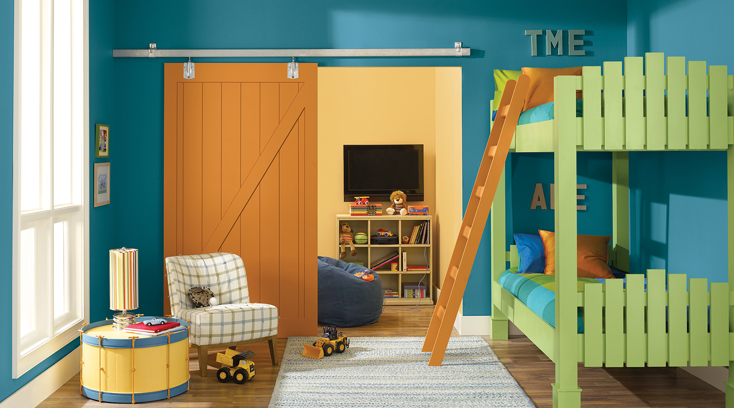 Amelia S Room Toddler Bedroom: Baby & Toddler Room Color Inspiration By Sherwin-Williams