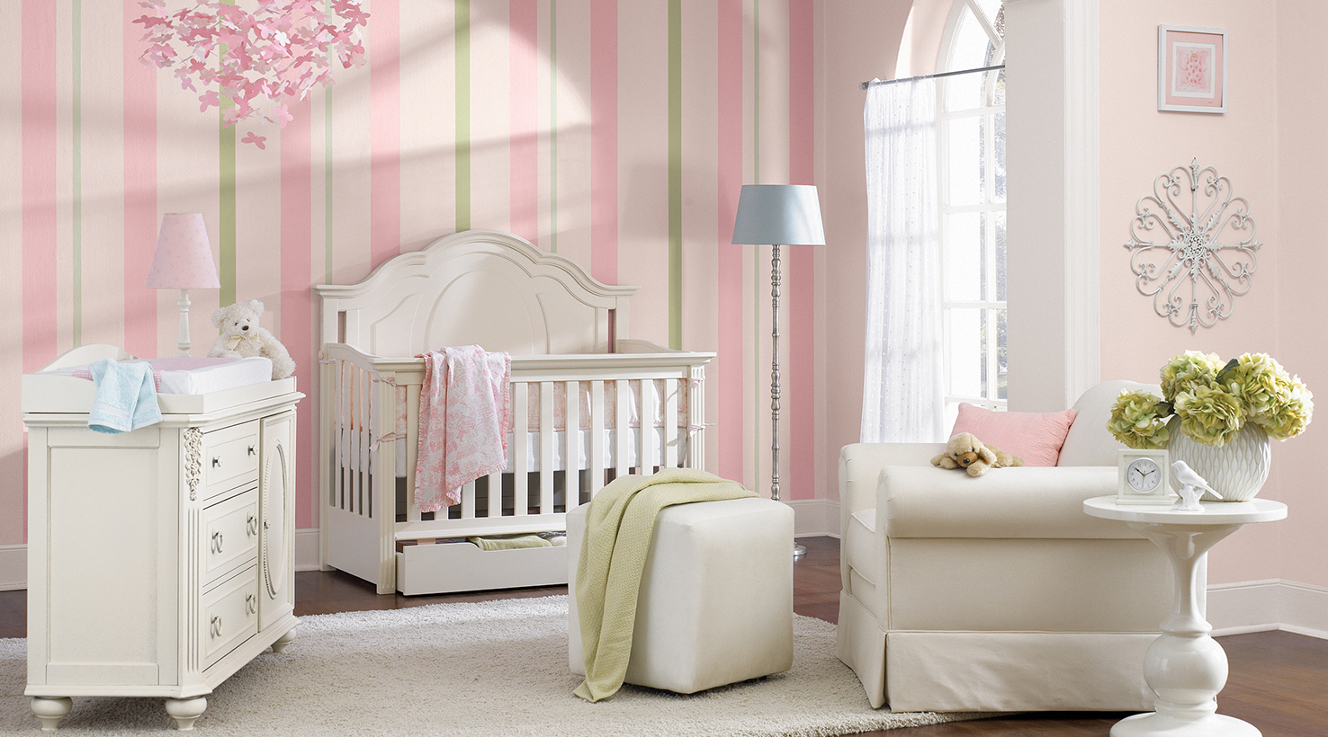 Baby & Toddler Room Color Inspiration by Sherwin-Williams