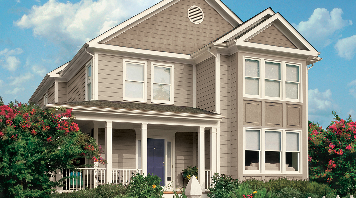 superb Exterior House Paint Ideas Pictures Part - 11: ... Neutrals ...