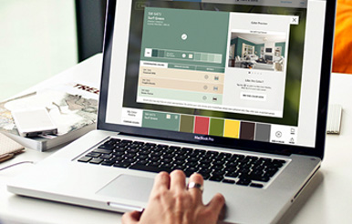 ColorSnap Visualizer For Web. Explore The Endless Possibilities Of Sherwin Williams  Paint.