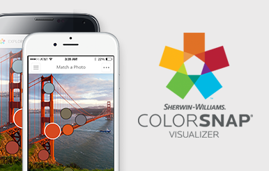 ColorSnap Visualizer for iPhone and Android
