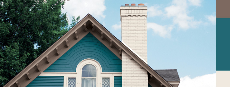 Exterior Color Schemes From Sherwin Williams