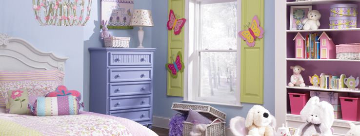 Kids' Colors By Sherwin-Williams Allows Families To