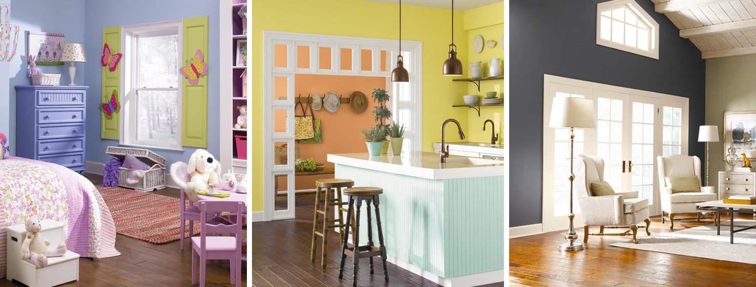Paint Colors Simple Find & Explore Colors  Paints Stains & Collections  Sherwin Decorating Inspiration