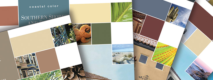 Contractors Residential Exterior Palettes
