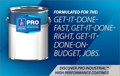 High Performance Coatings For Expectation Jobs Learn About Pro Products Sherwin Williams