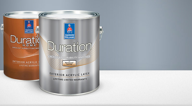 The Duration® Family - Sherwin-Williams