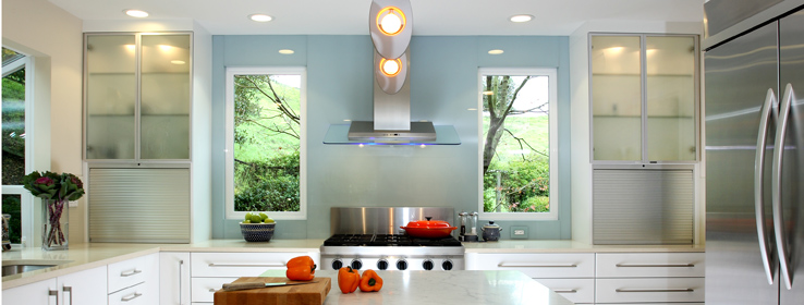 Color Plays An Important Role In Residential And Commercial Kitchens