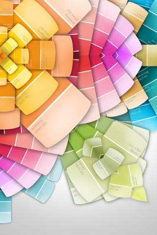 Sherwin Williams Wall Paper color inspiration - sherwin-williams - screensaver and wallpaper